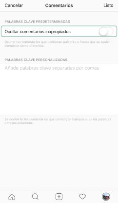 Instagram Pone Filtro a los más Pesados y Desagradables_3_Post blog Missis Marketing copia